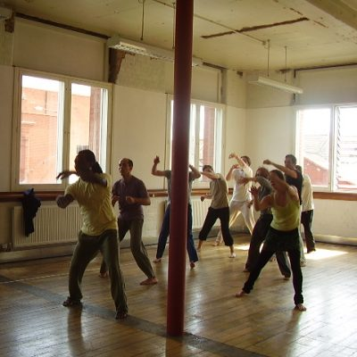 International Training and Performance Residencies -  Workshop led by Brazilian dancer and choreographer Augusto Omolú